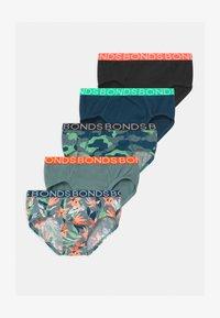 Bonds - 5 PACK - Kalhotky - multi-coloured - 0