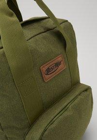 Fabrizio - BEST WAY BACKPACK - Školní taška - olive green - 2