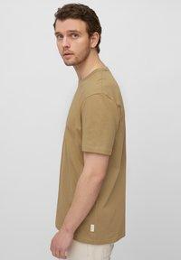 Marc O'Polo - Basic T-shirt - chestnut chocolate - 3
