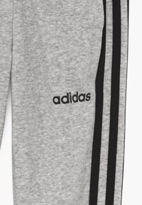 adidas Performance - Tracksuit bottoms - grey/black - 3