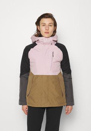 ARIS GORE JACKET - Snowboard jacket - coffee