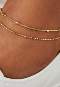 Selected Jewels - SET - Bracelet - gold - 1