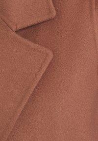 Theory - CLAIRENE LUXE NEW - Classic coat - dark rose - 7