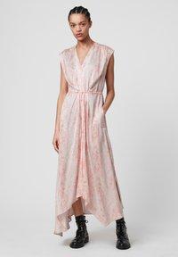AllSaints - TATE - Maxi dress - pink - 1