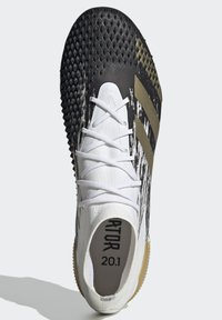adidas Performance - Moulded stud football boots - white - 2