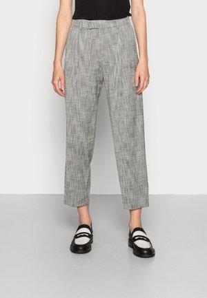 ALTA TROUSERS - Trousers - grey mel