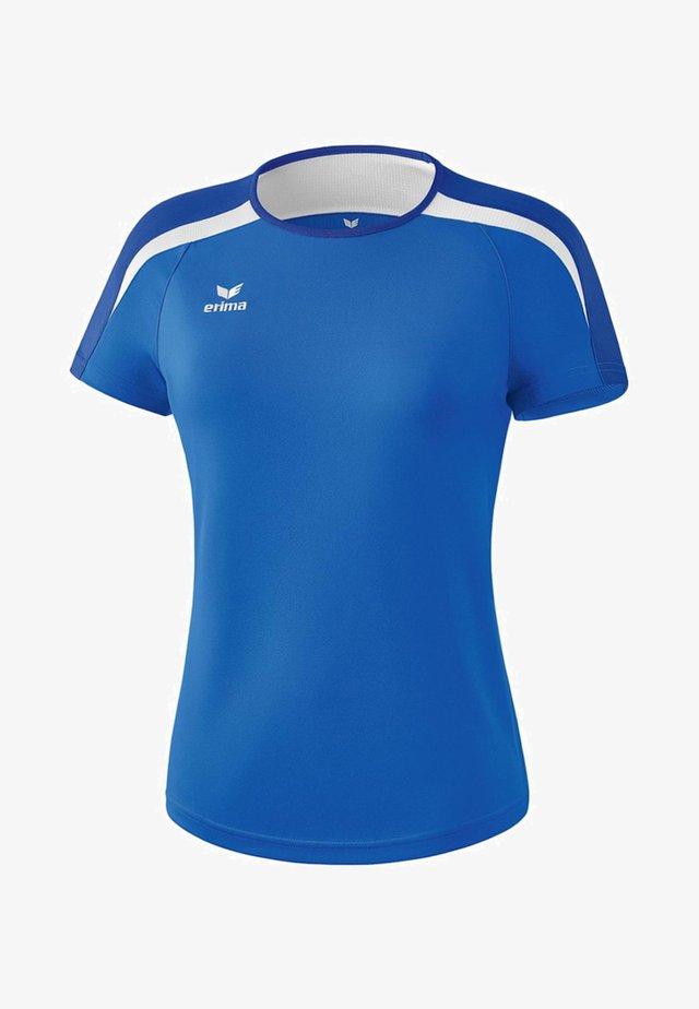 LIGA - Print T-shirt - blue