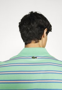 Lacoste - Polo shirt - liamone/ledge turquin blue - 4