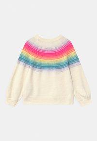 GAP - TODDLER GIRL RAINBOW YOKE - Jumper - multi-coloured - 1