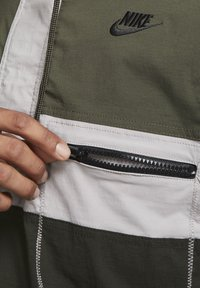 Nike Sportswear - Outdoor jacket - college grey/black - 3