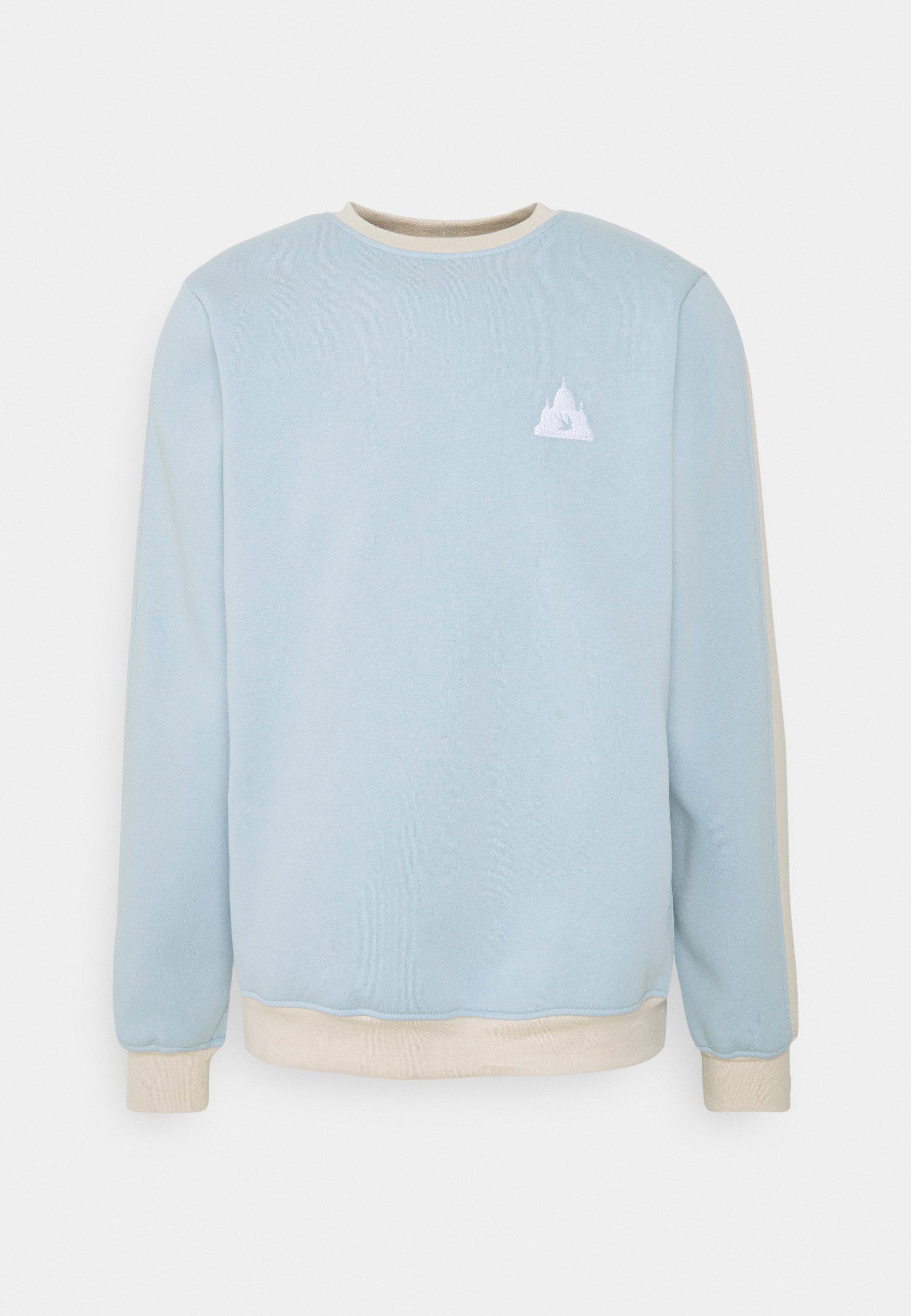 Men COLORBLOCK CREWNECK - Sweatshirt