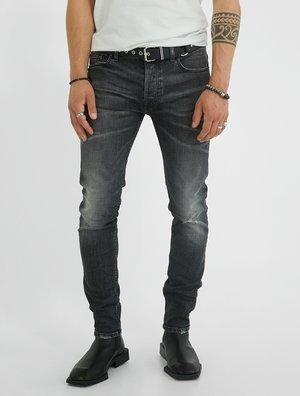 JEANS MORTEN  - Slim fit jeans - dark grey