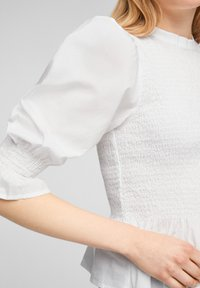 QS by s.Oliver - Blouse - white - 5