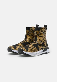 Versace Jeans Couture - High-top trainers - print - 2