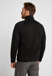 Patagonia - BETTER 1/4 ZIP - Sweat polaire - black - 2