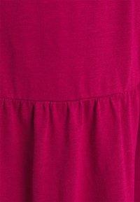 GAP - TIERD - Jersey dress - ruby pink - 2