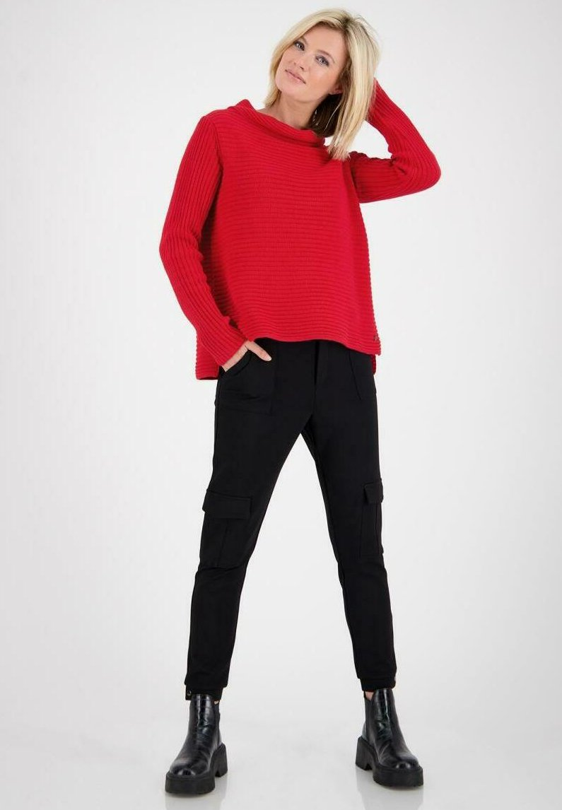 Monari - Jumper - red