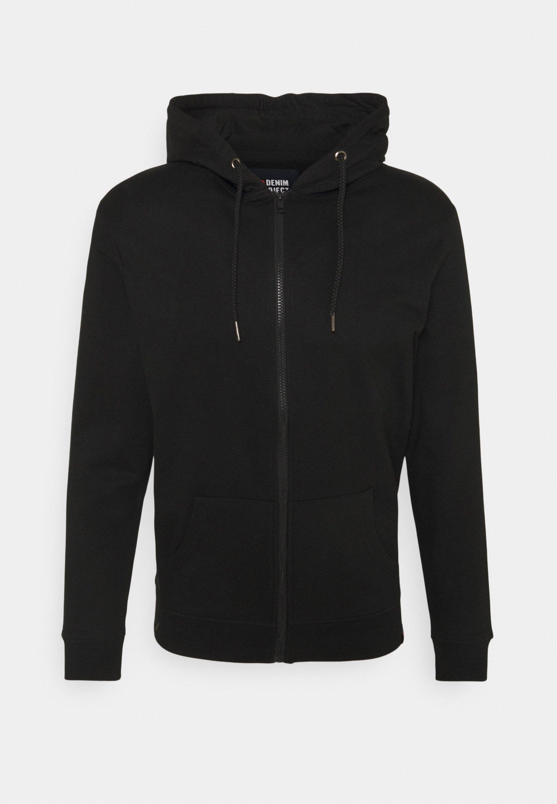 Men BASIC ZIP CARDIGAN - Zip-up sweatshirt