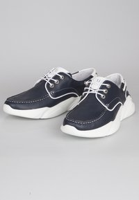 TJ Collection - Boat shoes - blue - 2