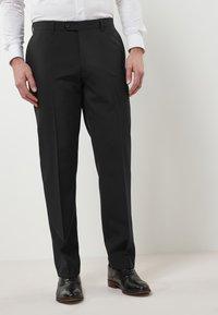 Next - Pantaloni eleganti - anthracite - 0