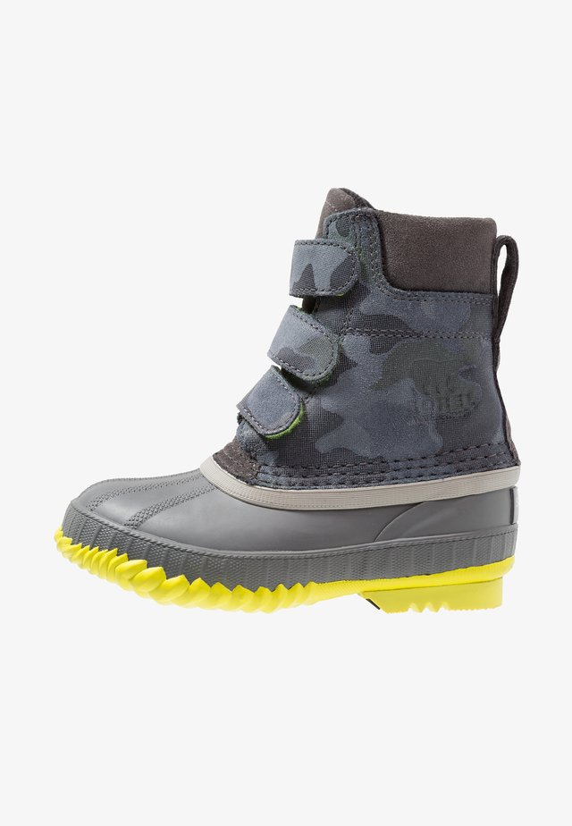 CHILDRENS CHEYANNE II - Saappaat - dark grey