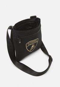AUTOMOBILI LAMBORGHINI - Across body bag - nero - 2