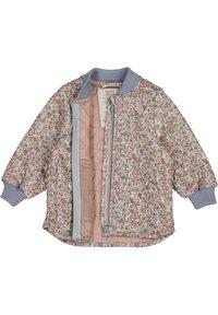 Wheat - Light jacket - dusty dove flowers - 2