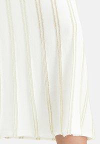Nicowa - A-line skirt - wei㟠- 3