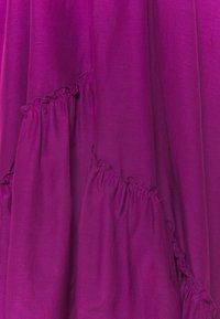 Marc Cain - Robe d'été - purple - 7