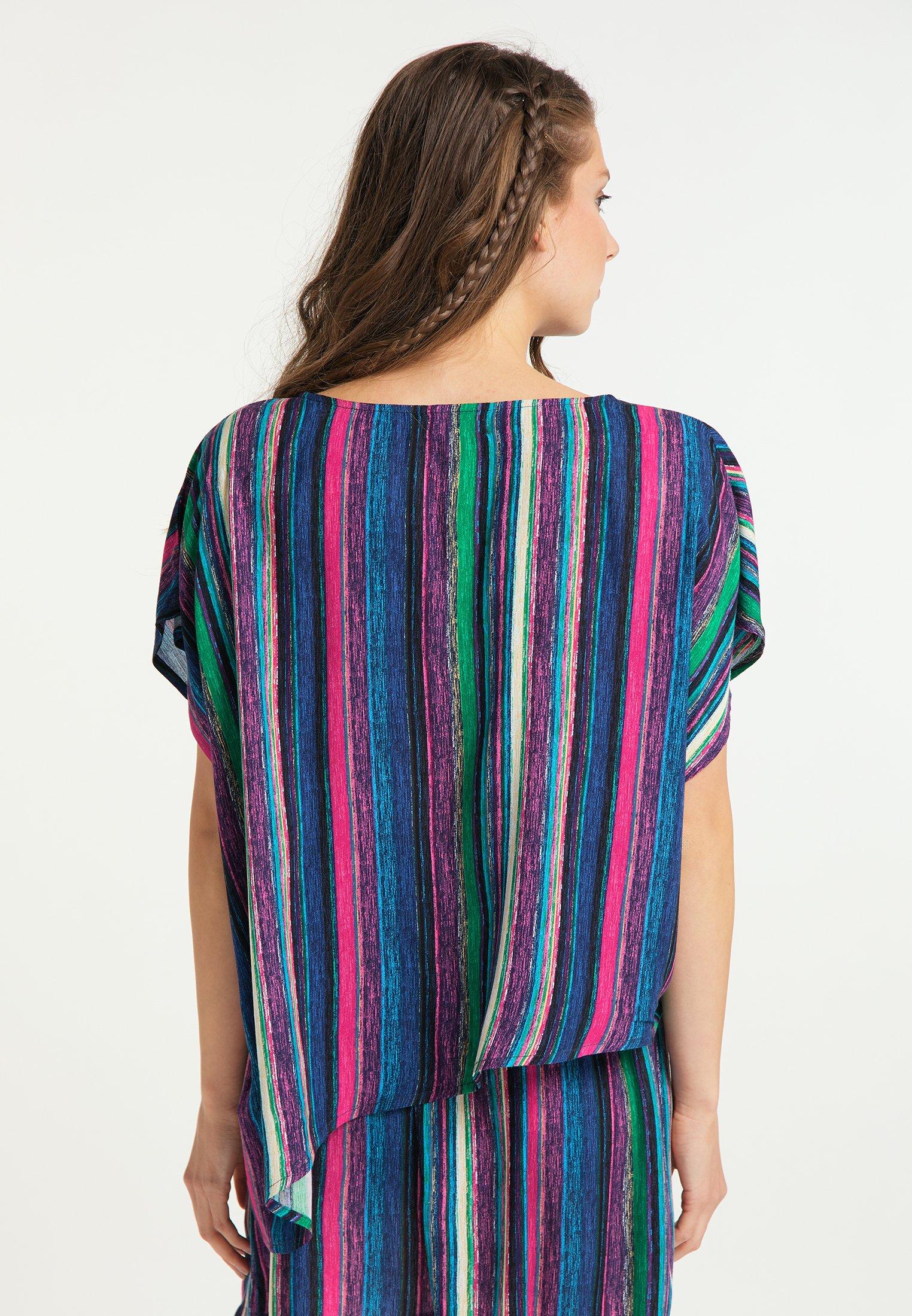 IZIA Blouse - multicolor gestreift - Tops & T-shirts Femme UtuQj
