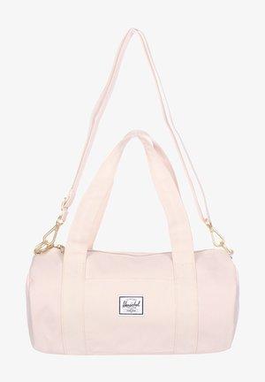 SUTTON MINI-VOLUME DUFFEL - Weekend bag - rosewater pastel