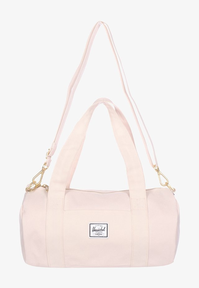 SUTTON MINI-VOLUME DUFFEL - Weekend bag - rosewater pastel