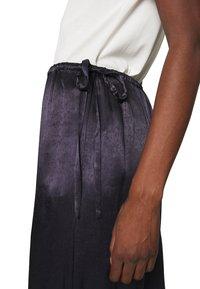 Hope - LAZE TROUSERS - Spodnie materiałowe - navy - 4