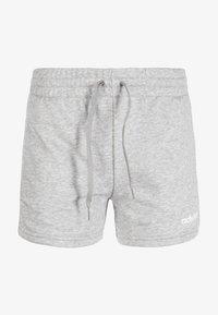 adidas Performance - ESSENTIALS SOLID TRAINING - Sports shorts - grey - 0