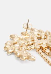 Fire & Glory - XENIA EARRINGS - Boucles d'oreilles - silver-coloured - 1