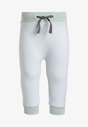 Tracksuit bottoms - grey mint