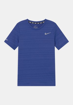 MILER - T-shirt basic - game royal