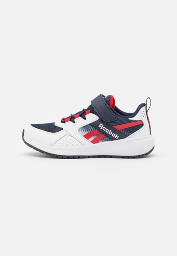 ROAD SUPREME 2.0 ALT UNISEX - Neutral running shoes - footwear white/vector navy/vector red