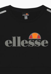 Ellesse - MARAFON CROPPED - Sweater - black - 3