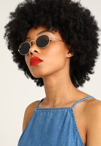 Ray-Ban - 0RB3547N OVAL - Sunglasses - gold-coloured - 4