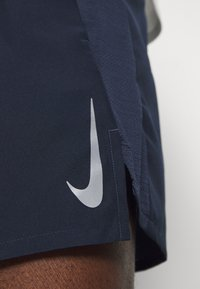 Nike Performance - CHALLENGER SHORT - Sports shorts - obsidian/reflective silver - 5