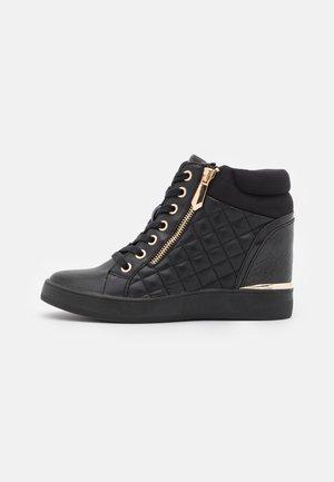 AILANNA - Sneakersy wysokie - black