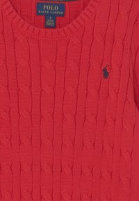 Polo Ralph Lauren - CABLE  - Jumper - red - 2