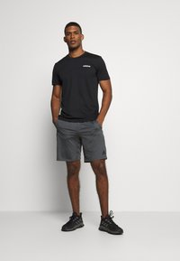 adidas Performance - kurze Sporthose - GREY