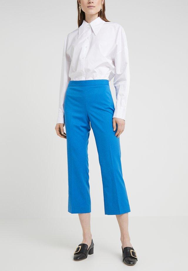 JULY - Spodnie materiałowe - happy blue