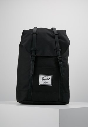 RETREAT - Mochila - noir