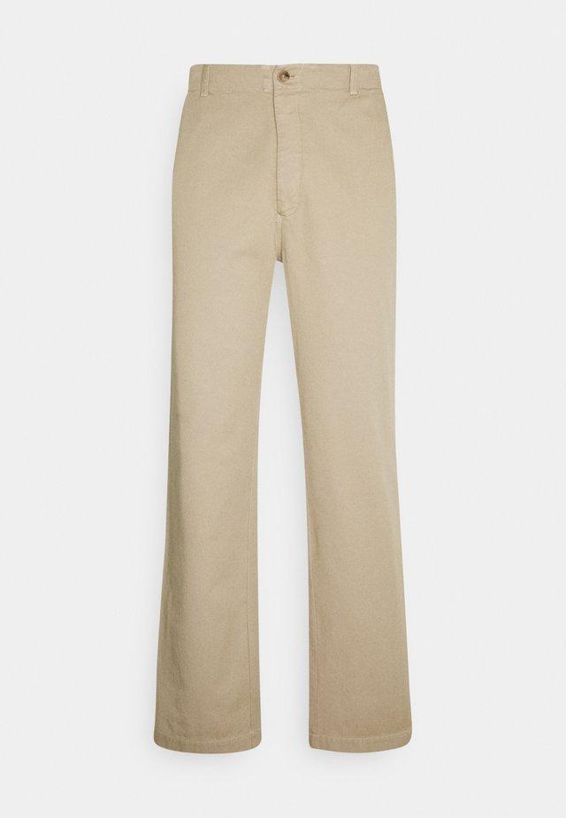 VAN TROUSER - Trousers - beige