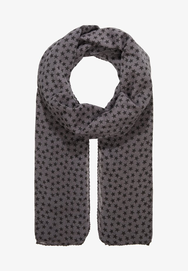 FINE SUMMER STAR - Scarf - grey