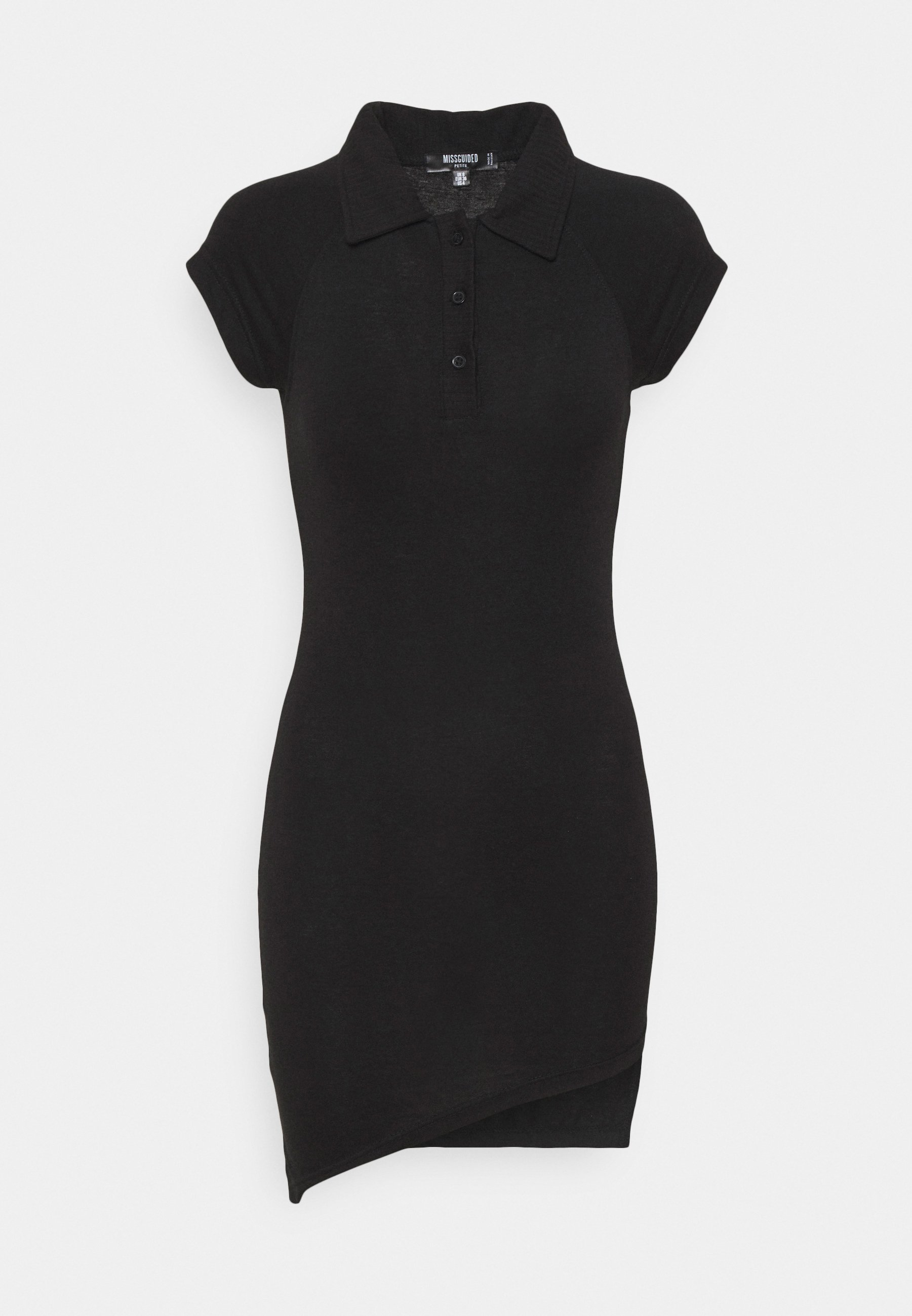 Mujer POLO COLLAR T-SHIRT DRESS - Vestido ligero