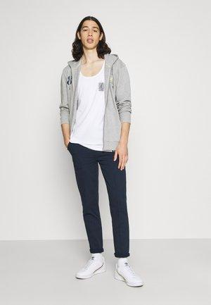 TROUSER 2 PACK - Pantalones - navy/grey